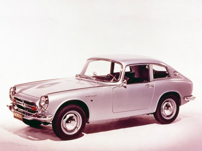 ホンダ S800クーペ 1966-70