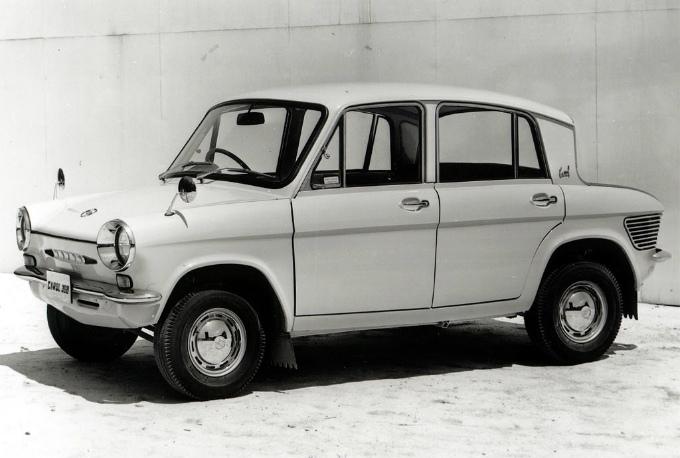 マツダ キャロル360 1962-70
