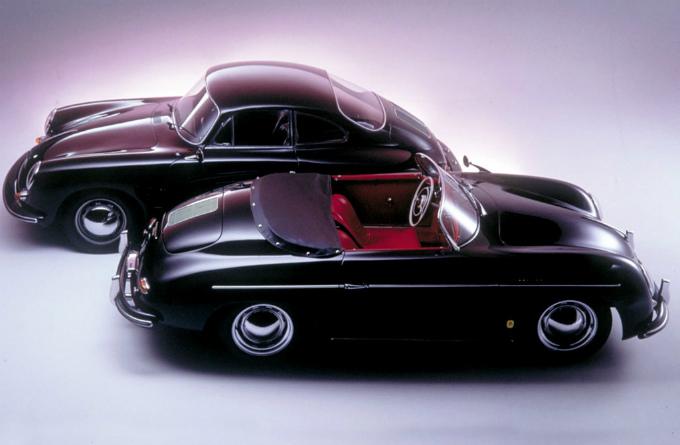 ポルシェ 356A (出典:favcars.com)