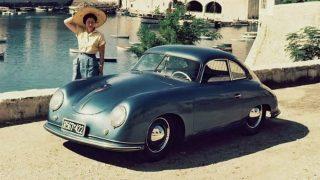 ポルシェ 356 ('48-'65):ポルシェの名が付いた記念すべき第一号モデル
