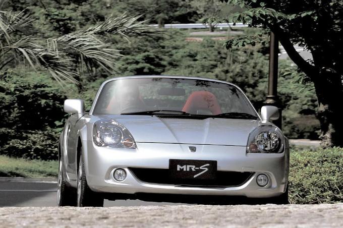 トヨタ MT-S 1999-07