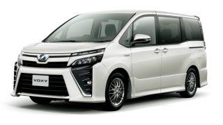 トヨタ 新型ヴォクシー/ハイブリッド値引き相場2017年8月-納期/実燃費/価格の評価
