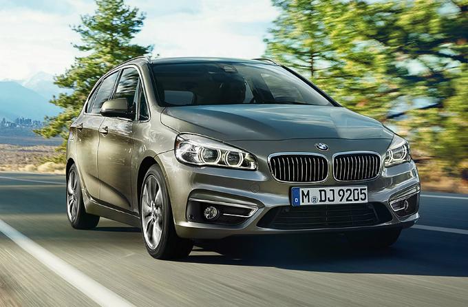 BMW 2シリーズ アクティブツアラー 2015 (出典:bmw.co.jp)