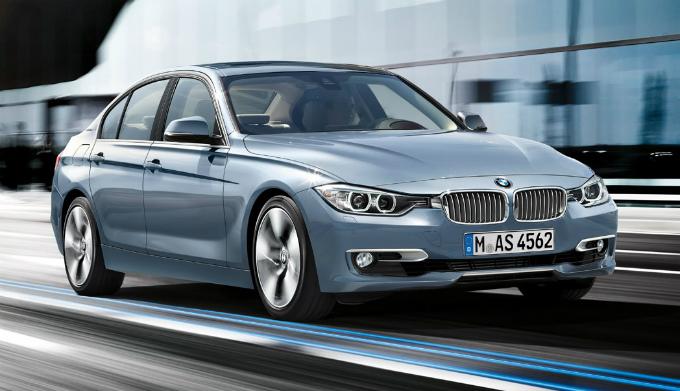 BMW 3シリーズ アクティブハイブリッド3 2015 (出典:bmw.co.jp)