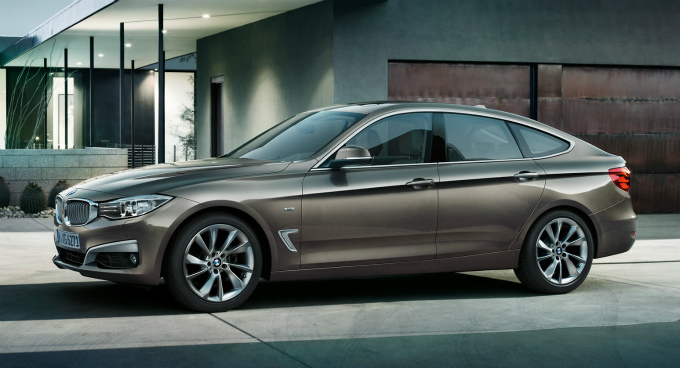 BMW 3シリーズ グランツーリスモ 2015 (出典:bmw.co.jp)