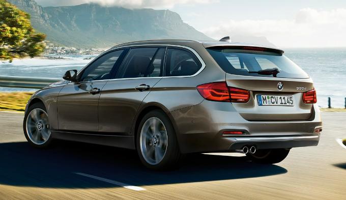BMW 3シリーズ ツーリング 2015 (出典:bmw.co.jp)