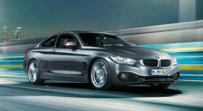 BMW 4シリーズ クーペ/カブリオレ 2015 (出典:bmw.co.jp)