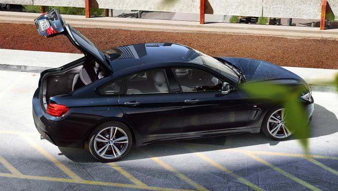 BMW 4シリーズ グランクーペ 2015 (出典:bmw.co.jp)