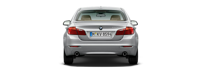 BMW 5シリーズ アクティブハイブリッド5 2015 (出典:bmw.co.jp)