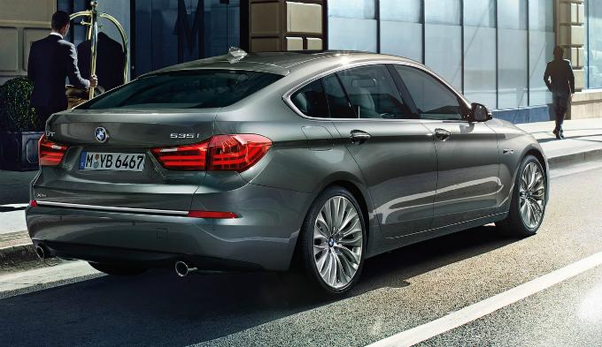 BMW 5シリーズ グランツーリスモ 2015 (出典:bmw.co.jp)