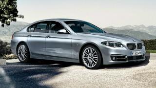 BMW 5シリーズ セダン/ツーリング (6代目 F10/11 '10-'17):パワートレイン改良により燃費が向上し装備も充実
