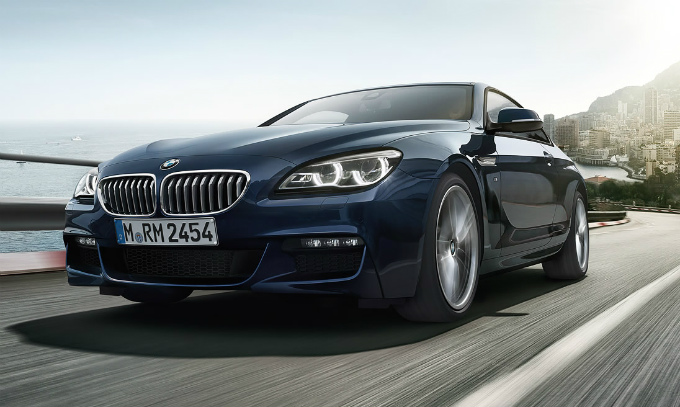 BMW 6シリーズ クーペ 2015 (出典:bmw.co.jp)