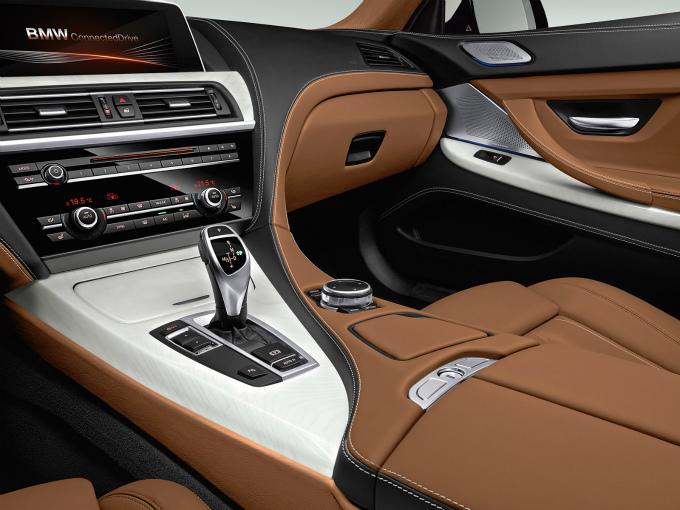 BMW 6シリーズ グランクーペ 2015 (出典:bmw.co.jp)