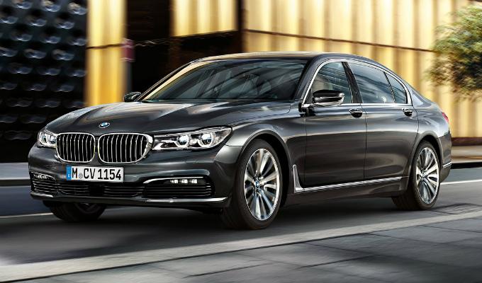 BMW 7シリーズ セダン 2015 (出典:bmw.co.jp)