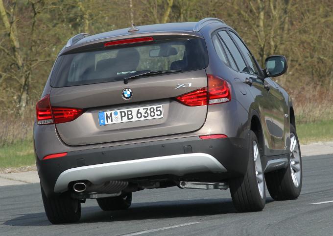 BMW X1(海外仕様) sDrive 18d 2009