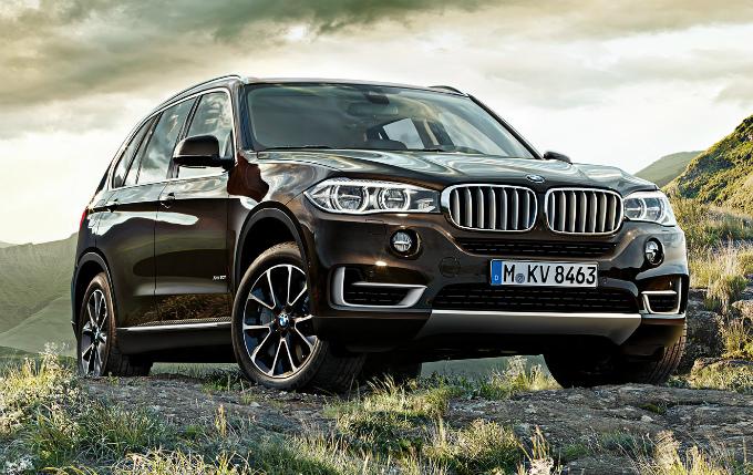 BMW X5 2015 (出典:bmw.co.jp)