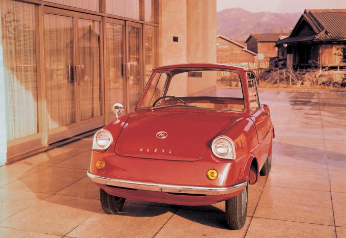 マツダ R360クーペ 1960-69