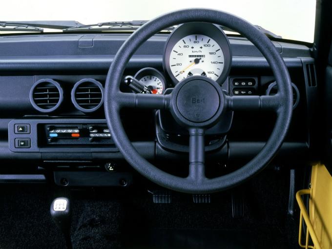 日産 Be-1 1987-88