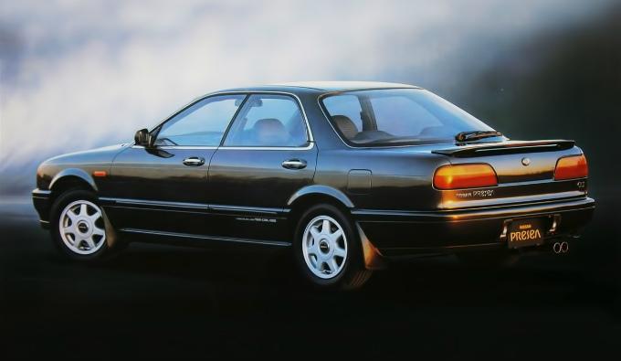 日産 プレセア 1990-95