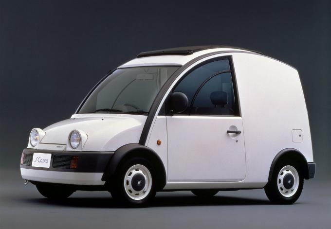 日産 エスカルゴ 1989-90