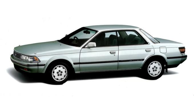 トヨタ カリーナED 1985-89