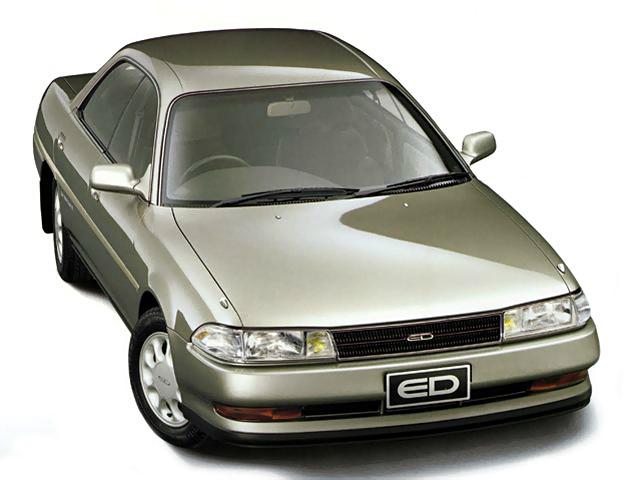 トヨタ カリーナED 1989-93