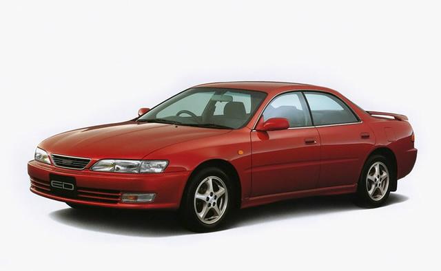 トヨタ カリーナED 1993-98