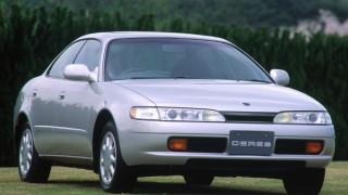 トヨタ カローラセレス/スプリンターマリノ (AE10 '92-'98):コンパクトなFFの4ドアハードトップ