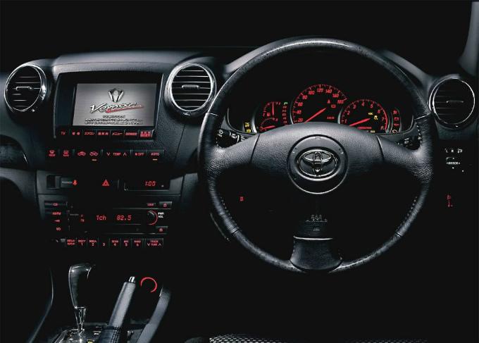 トヨタ ヴェロッサ 2001-04