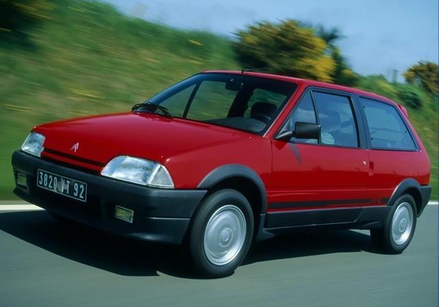 シトロエン AX GTi 1990