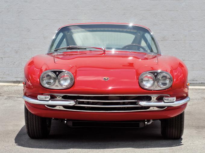 ランボルギーニ 400GT 1965-66