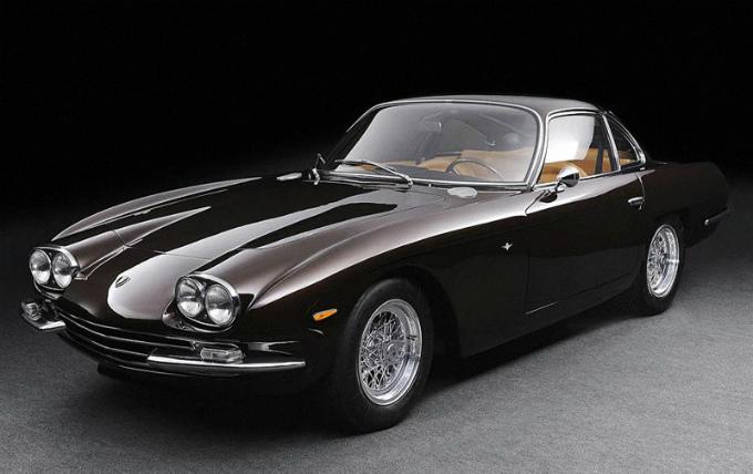 ランボルギーニ 400GT 2+2 1966-68