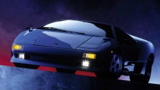 ランボルギーニ ディアブロ ('90-'01):カウンタックの後を継いだV12ミッドシップ