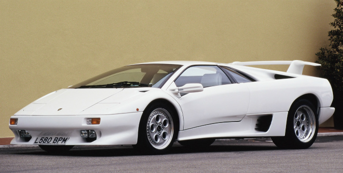 ランボルギーニ ディアブロ 1990-'94