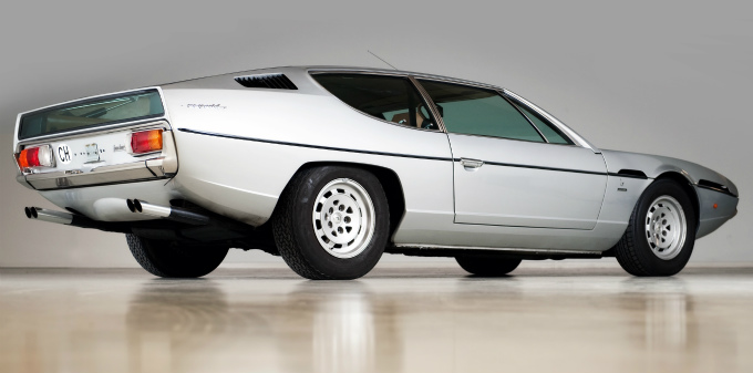 ランボルギーニ エスパーダ 400GTE 1972-78