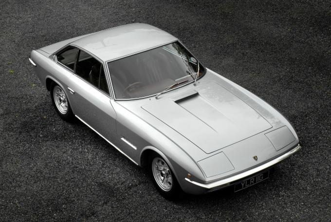 ランボルギーニ イスレロ 400GTS 1969-70