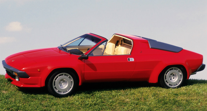 ランボルギーニ ジャルパ P350 1981-84