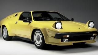 ランボルギーニ ジャルパ ('81-'89):シルエットを正常進化させた後継モデル