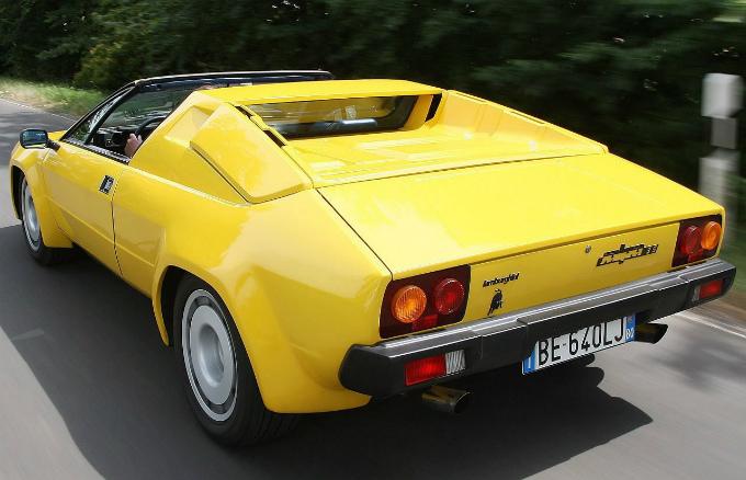ランボルギーニ ジャルパ P350 1984-88