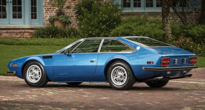 ランボルギーニ ハラマ 40GT 1970-'72