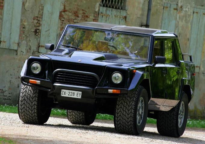 ランボルギーニ LM002 1990-92