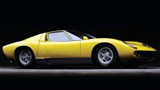 ランボルギーニ ミウラ ('66-'73):大排気量ミッドシップスポーツカーの先駆け