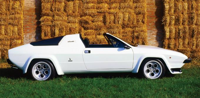 ランボルギーニ シルエット P300 1976-78