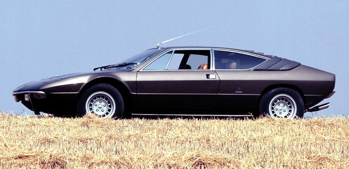 ランボルギーニ ウラッコ P250 1972-74