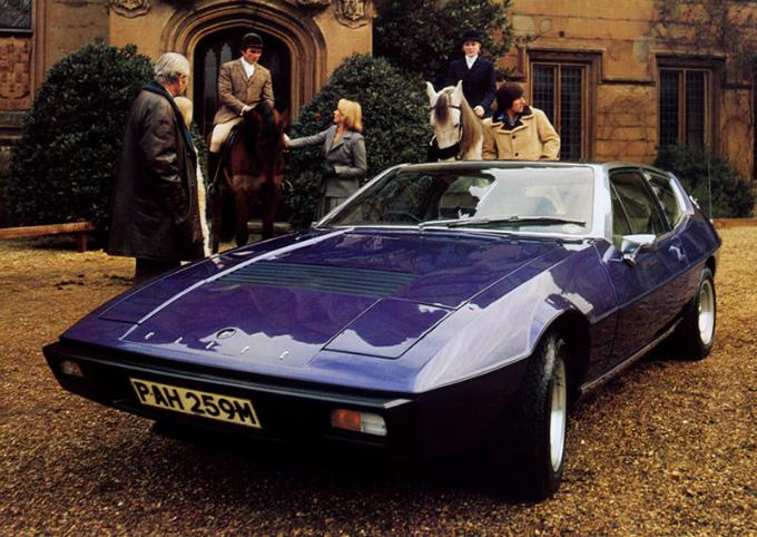 ロータス エリート 1974-'82
