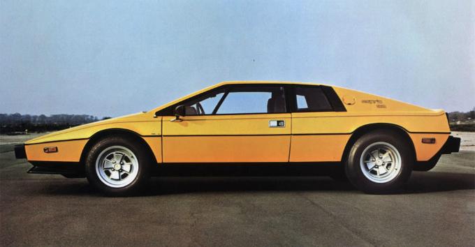 ロータス エスプリS2 1978-'81