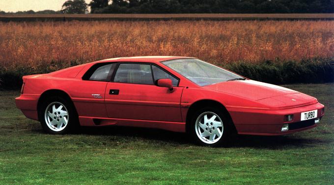 ロータス エスプリ ターボ 1987-'90