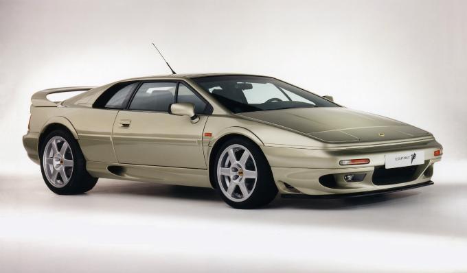 ロータス エスプリV8 1996-'98