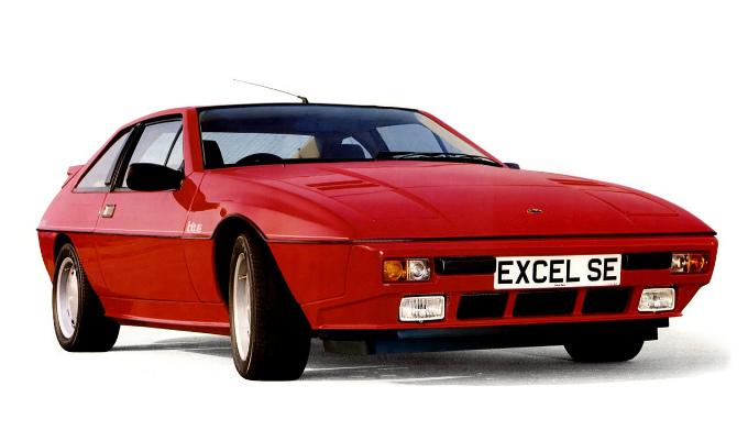 ロータス エクセル 1982-'92
