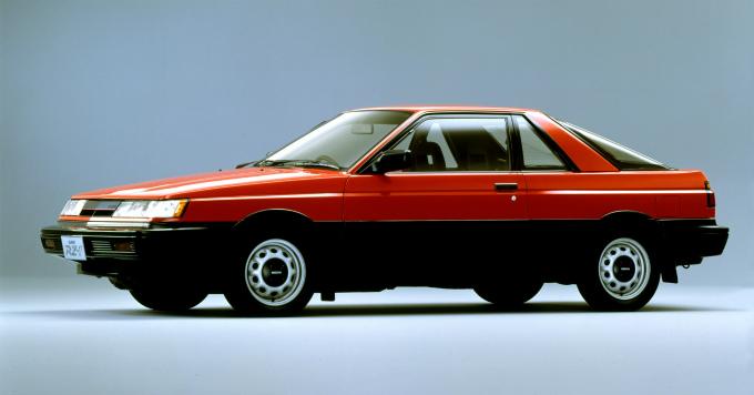 日産 サニー RZ-1 1986-'87